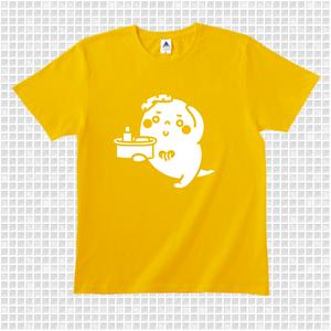 ゆっポくんTシャツ イエロー