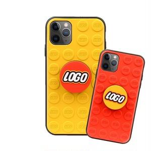 LOGOブロック  iPhoneケース 20