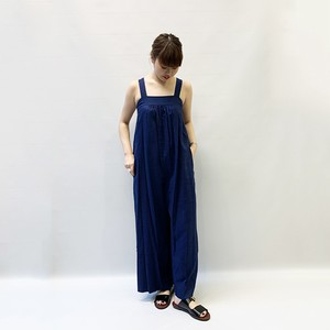 OUTERSUNSET(アウターサンセット) Gather rompers 2020春物新作