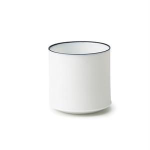 【カップ】White Line ホワイトライン cup 200㏄ 窯変呉須