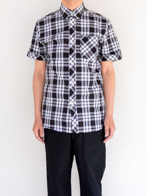 FRED PERRY(フレッドペリー) REISSUES TARTAN SHIRT SHORT SLEEVE