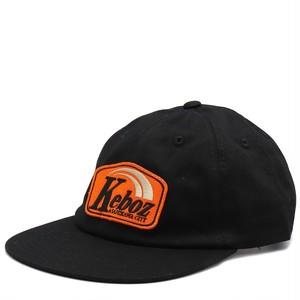 BTA 6PANEL CAP BLACK