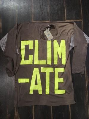 WORLDS END CLIMATE REVOLUTION Shirt