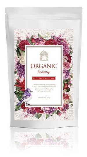 Organic Beauty PROTEIN SMOOTHIE