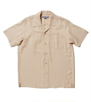 BAL SOLID RAYLON SS SHIRT Natural