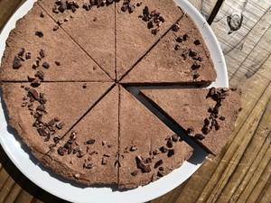 ローチョコレートケーキ(RAW CHOCOLATE CAKE) 18cmホールサイズ