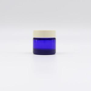 クリーム瓶(遮光瓶・ルリ)
