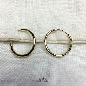 K18 ピアス 1セット(両耳分)