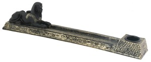 スフィンクス お香立て インセンスバーナーエジプシャン・置物・フィギュア・古代エジプトYTC5324