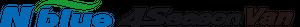 195/80R15LT 107/105N Nblue 4Season Van 4本コミコミセット