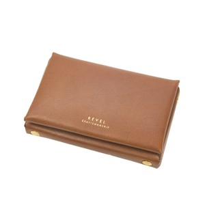 CARD CASE CAMEL
