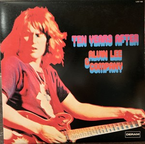 【LP】TEN YEARS AFTER/Alvin Lee And Company