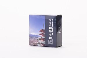 富士山溶岩石けん 〜 Lava Soap 〜塔富士【50g】