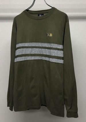 1990s STUSSY L/S T-SHIRT