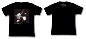 オリジナルTシャツ - 鮎川誠&SHEENA (BLACK)