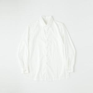 蒼氓シャツ Type B [WHITE]
