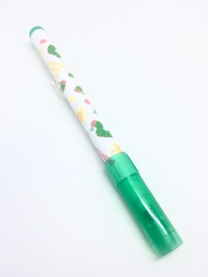 Harapeko Aomushi Sign Pen Green