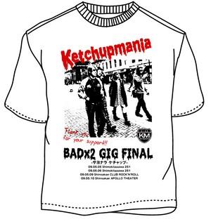 ketchup mania/T-shirts