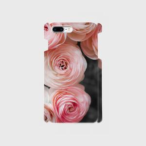Chic Ranunculus ラナンキュラス iphone7Plus/6Plus/6sPlusスマホケース