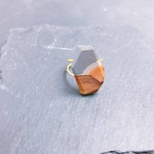 【KOJI TAKUMA】 plate ring