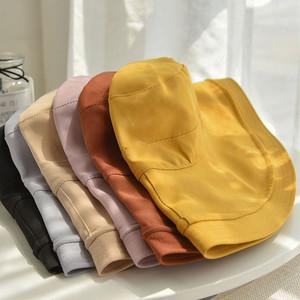 【小物】女性大人気 !ギャザー飾り 帆布 サークル 多機能 日焼け止め サファリハット43314972