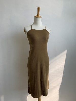 EARIH  UW/CAMISOLE DRESS