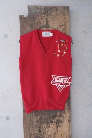 vintage/my constellation vest.