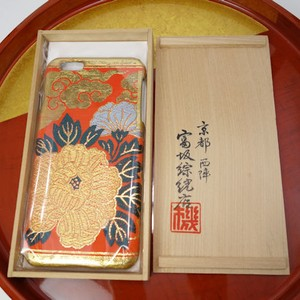 西陣織スマホケース/厳選逸品【対応機種:iphone6 Plus】