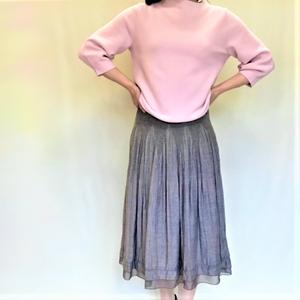 sale❣ 年中超人気の定番❣ サイズフリーの伸び伸びフレアースカート 【送料無料】