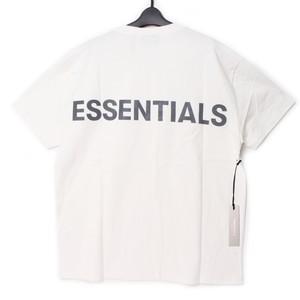 Fear Of God Essentials フィアオブゴッド エッセンシャルズ バックロゴ Tシャツ S[全国送料無料] r017347