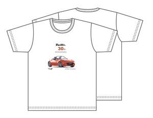 NDロードスター30th Anniversary Tシャツ