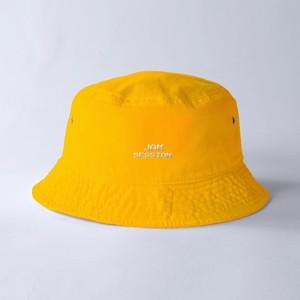 JAM SESSION BUCKET HAT (GOLD)