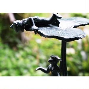 南部鉄器 風鈴 ふたりかっぱ 及源鋳造 G-117-c166