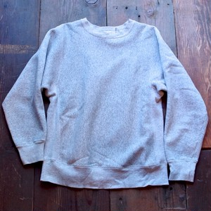 1980-90s Solid Sweat Shirt / Reverse Weave Style / 無地 スウェット リバースタイプ