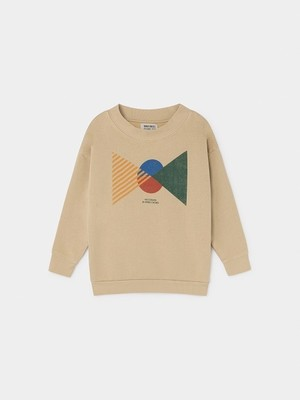 ボボショセス(BOBO CHOSES) -FLAGS SWEATSHIRT[2-3y/4-5y/6-7y] スウェット