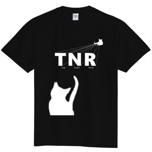 【即納】Tシャツ〜さくら耳TNR〜