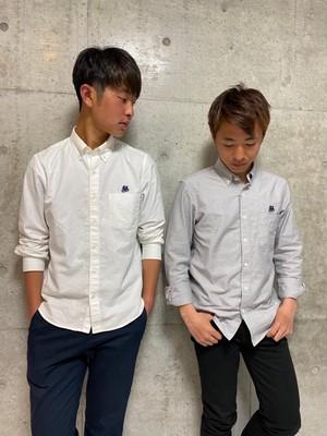 ガルー/ボタンダウンシャツ