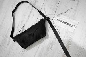 werkschwarz / BODY BAG / BLK