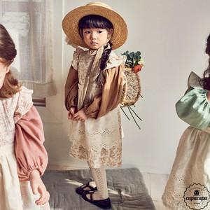 «予約»«pour enfant» アンネワンピース  Anne one piece