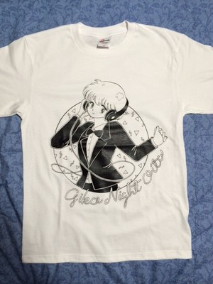 「Dance in  the giko night」Tシャツ