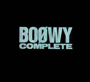 BOOWY/BOOWY COMPLETE-BOX
