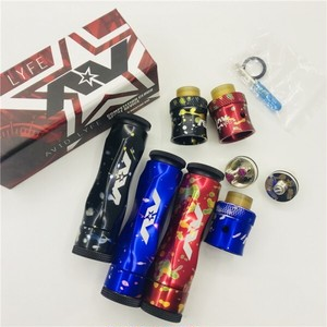 Cotton Candy Slow Twist Gyre KIT by Avid Lyfe【CLONE】【送料無料】【カラー各種】【Hybrid Mod&RDA】【Able AV COMP】【Limited】