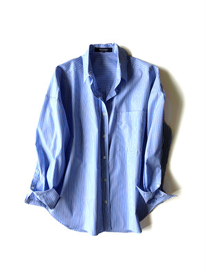 STRIPES SHIRT / BRAHMIN