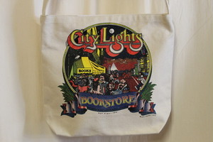 City Lights Bookstore / PAT RYAN SHOULDER BAG