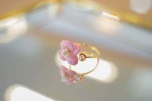 """"""" flower ring """""""