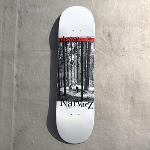 NORTHERN COMPANY / PUSH SERIES / Jesse Narvaez / 8.25×31.875inch (20.955×80.9625cm)
