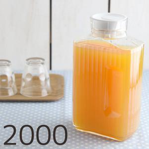 ガラスピッチャー 2000【ガラス】 クアドール