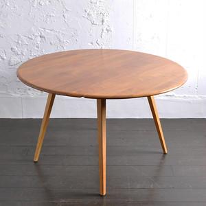 Ercol Oval Dropleaf Table / アーコール オーバル ドロップリーフ テーブル / 1901-0004