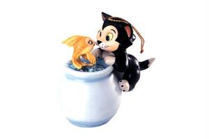 ディズニーフィギュア ピノキオ wdcc クレオとフィガロパーフェクトのキス 1210007