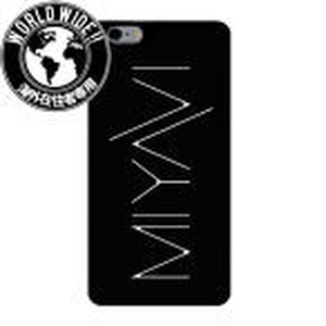 【WorldWide】iPhone6 case avwith MIYAVI Logo